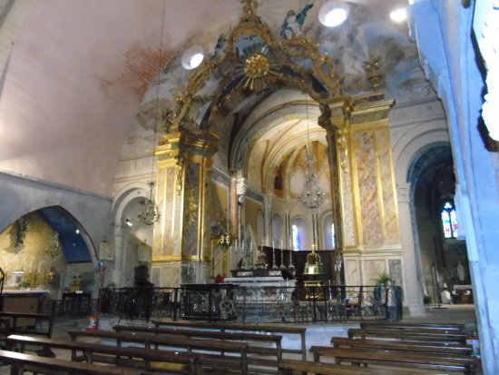 Saint-Papoul, Francia: abbaye