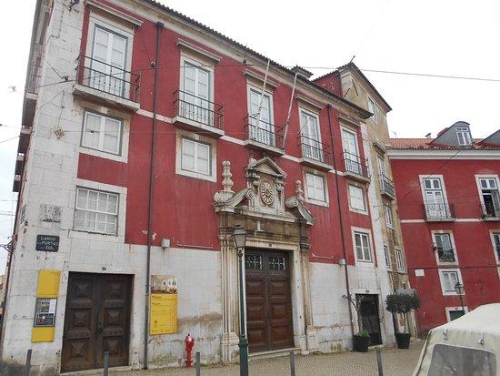 Museu De Artes Decorativas Portuguesas: 装飾芸術美術館