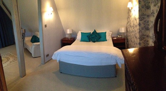 Cricklade, UK: Family Suite
