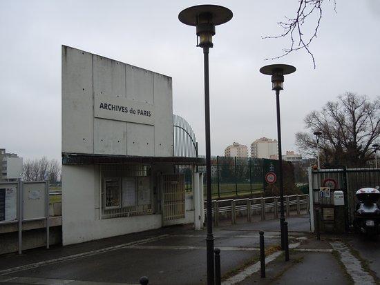 Archives de Paris - Salle de Lecture et Bibliotheque