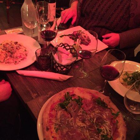 Fin italiensk mad