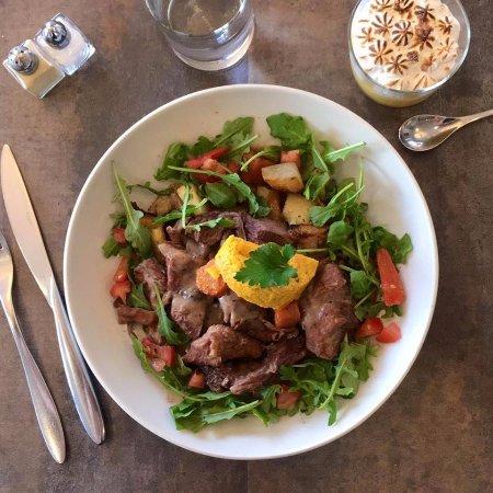 Restaurant au roi carotte dans bordeaux avec cuisine for Plat cuisine francaise
