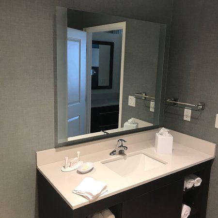 Hyatt Place Miami AirportWestDoral Picture Of Hyatt Place Miami - Bathroom place miami