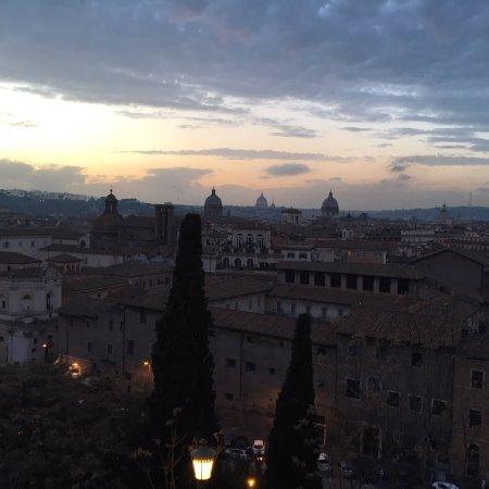 Terrazza Caffarelli, Rome - Piazza Venezia / Ancient City ...