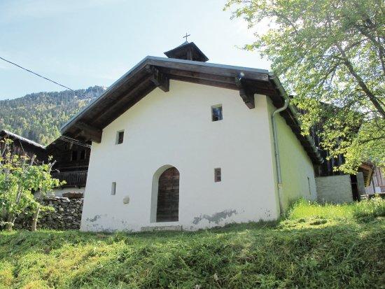 Chapelle de la Gruvaz