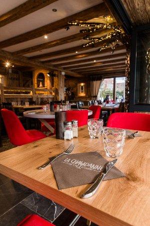 Restaurant La Chaudanne Morzine France