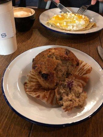 Graham, NC: Muffin