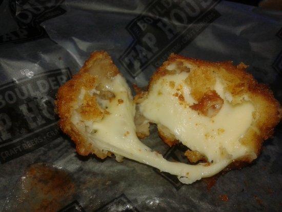 Baxter, MN: Housemade Boulder Cheese Curds, (Pepper Jack)