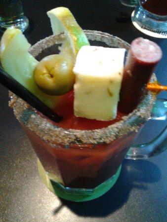 Baxter, Minnesota: Sunday Bloody Maria $4.00