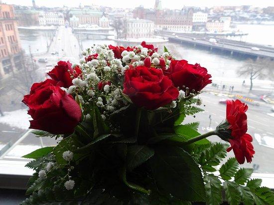 Sheraton Stockholm Hotel: Romance package