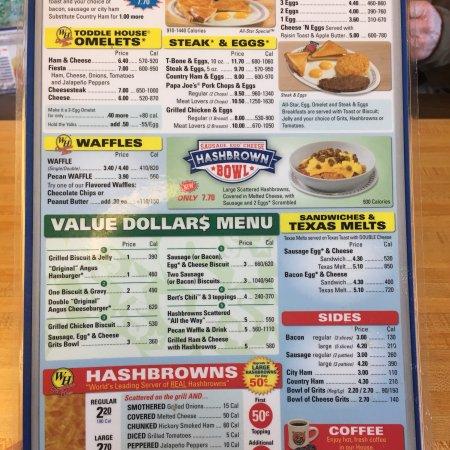 Jeffersontown, KY: Waffle House