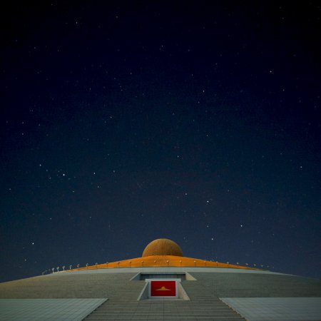 Million Buddha Temple With Stars Picture Of Wat Phra Dhammakaya
