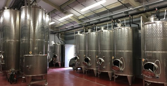 Winery at Woodchester