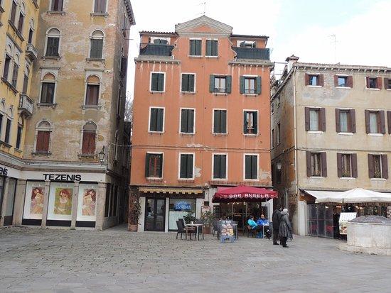 Piazza Hotel San Geremia