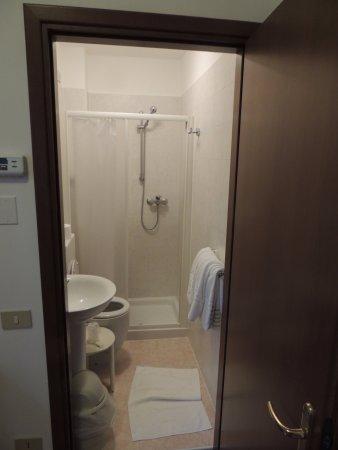 Hotel San Geremia : Bagno della stanza