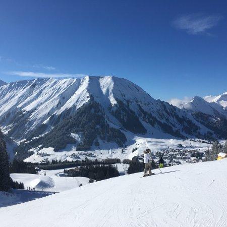 Skischaukel Bergwang