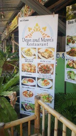 Dean and Mom's Restaurant: 20180210_170844_large.jpg