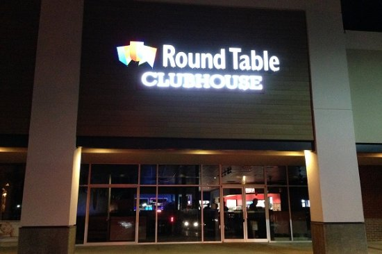Super Exterior Picture Of Round Table Pizza Clubhouse Tacoma Download Free Architecture Designs Grimeyleaguecom