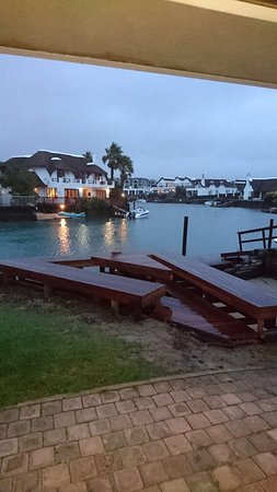 Saint Francis Bay, Güney Afrika: The new deck is a great addition