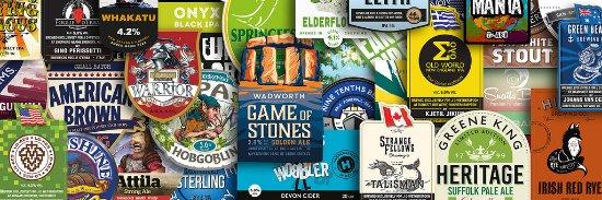Morriston, UK: Real ale festival, coming soon.