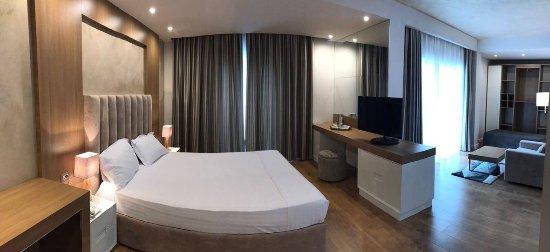 Interior - Picture of Sandy Beach Resort, Golem - Tripadvisor