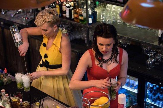 pin up bar moonshine ground floor