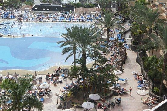 Hotel Riu Buenavista: la piscine