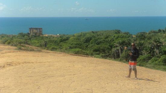 Forte Castelo do Mar ruins: Ruínas