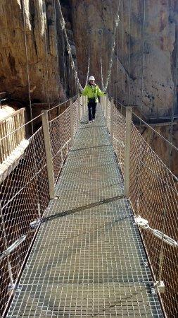 Ardales National Park: Ya va quedando menos