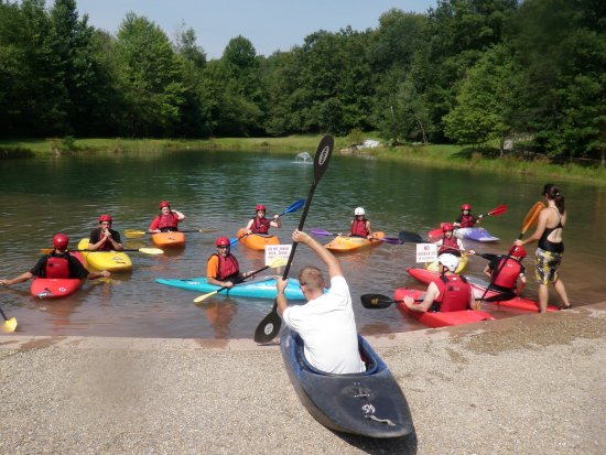 Nesquehoning, PA: Kayak Clinics available on site