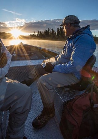 Chugach Backcountry Fishing - Day Trips: Morning Commute September