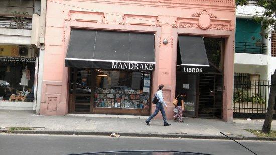 Mandrake Libros