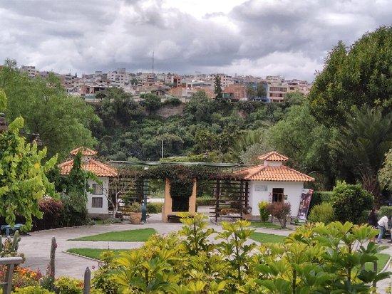 Jardin Botanico Atocha-La Liria