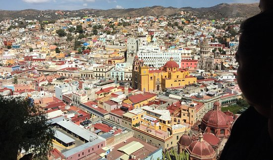 Mexico Street Food Tours: View from the top - Funicular Panaramico