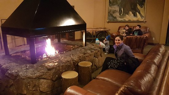 Mt. Charleston Lodge: 20180127_230423_large.jpg