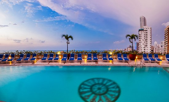 Picture Of Hotel Almirante Cartagena Colombia