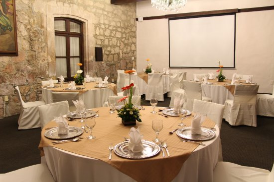 Salón De Eventos Picture Of Alameda Centro Historico Hotel