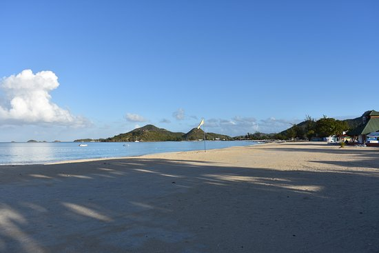 Saint Mary Parish, Antigua: Jolly Beach