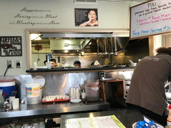 Pete's Breakfast House Restaurant: Kitchen Crew