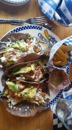 Chehalis, WA: Delicious fish tacos