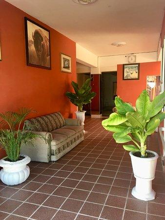 Hotel Bahía de La Paz : Recepción