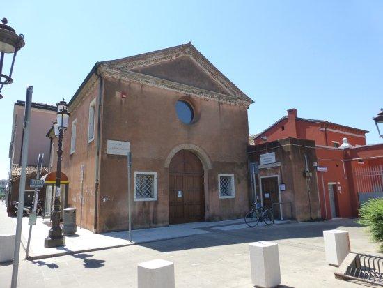 """Biblioteca Civica di Chioggia - """"C. Sabbadino"""""""