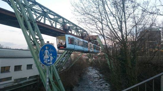 Wuppertaler Schwebebahn Kaiserwagen