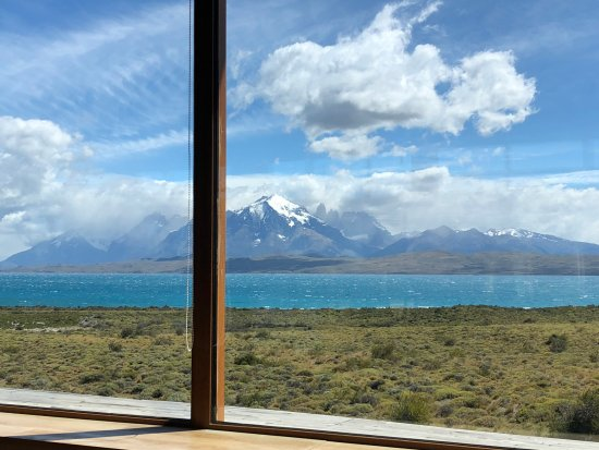 Tierra Patagonia Hotel & Spa: view from hotel