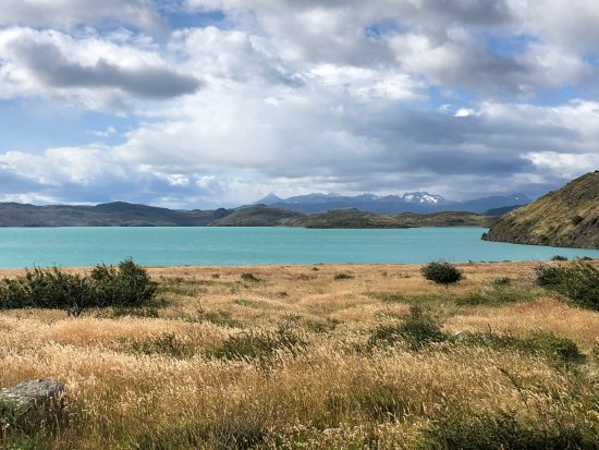 Tierra Patagonia Hotel & Spa: view from hike
