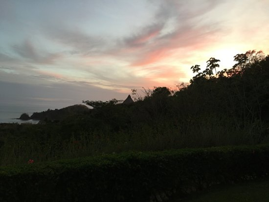 Punta Islita, Costa Rica: Sunset from our room