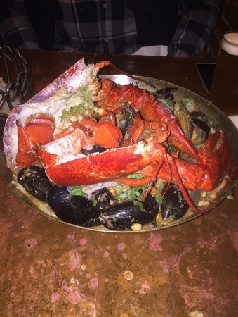 Street and Co.: Lobster Diavolo