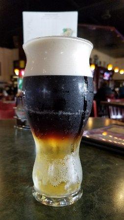 Hapeville, GA: Black Velvet - Guinness and Strongbow