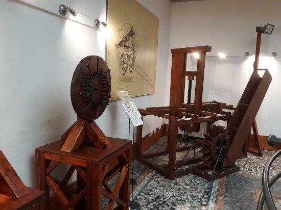 Museo Leonardo Da Vinci Firenze.20180219 112041 0 Large Jpg Foto Di Museo Leonardo Da Vinci