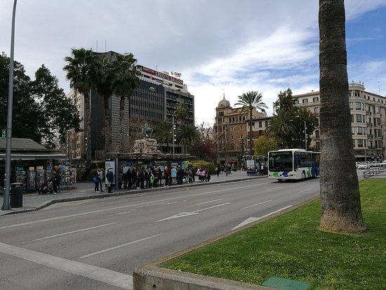 escort palma plaza españa
